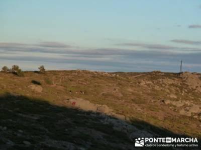 Pico Perdiguera, senderismo en madrid rutas; viajes en noviembre